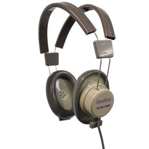 Heavy Duty Over Ear Classroom Stereo Headphone