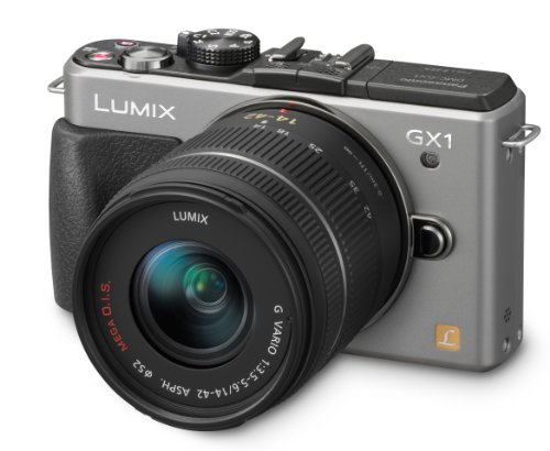 Panasonic Lumix DMC-GX1K 16 MP Micro 4/3 Compact System Camera with 3-Inch LCD Touch Screen and 14-42mm Zoom Lens (Silver) Review