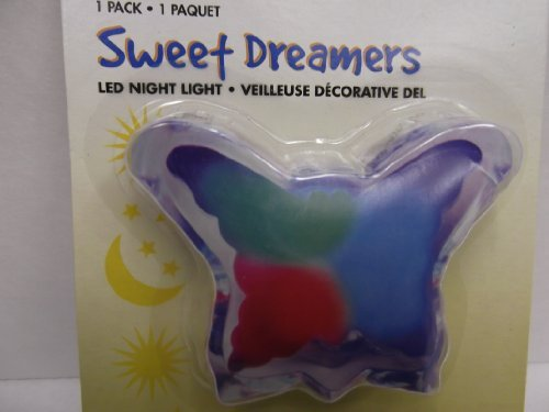 Led Night Light Butterfly