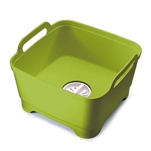 joseph-joseph-cestello-wash-and-drain-per-lavare-le-stoviglie-senza-consumare-acqua-colore-verde