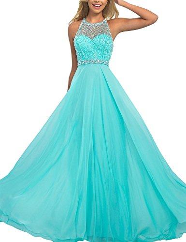 SeasonMall-Womens-Prom-Dresses-A-Line-Halter-Open-Back-Chiffon-Tulle-Dresses