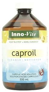 Caproil Caprylic Acid (500mL) Brand: Innovite