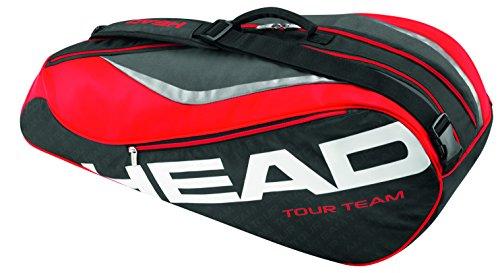 HEAD  Schlägertasche Tour Team 6R Combi