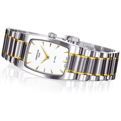 Certina Ladies 'Watch XS Analog Quartz Stainless Steel c012.109.22.031.00