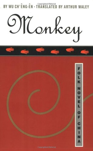 Monkey: Folk Novel of China: Wu Ch'eng-en, Arthur Waley, Hu Shih: 9780802130860: Amazon.com: Books