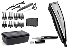 BaByliss for Men 7437TU Home Hair Cutting Kit - 20 Piece
