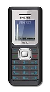 Switel ME 10 Téléphone portable GSM Bibande