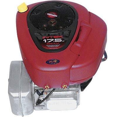 "31G777-330417.5Hp Ohv Intek ""Avs"" Vertical 1"" X 3 5/32"" Shaft, Electric Start, 9 Amp Alternator, Fp, Ohv, Muffler,Briggs & Stratton Engine"