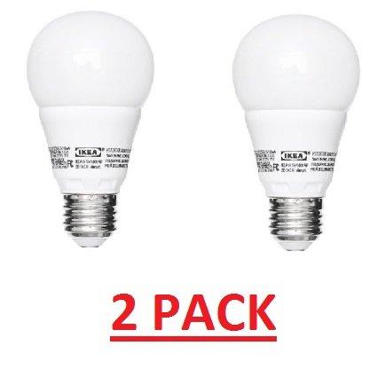 Ledare E26 400 Lumen, 6.3 Watts, 2700K Opaque Led Light Bulb (Pack Of 2)