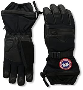 Canada Goose Mens Northern Gloves by Canada Goose