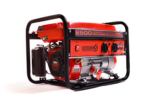 benzin generator 2500 watt 230v powered by champion 3. Black Bedroom Furniture Sets. Home Design Ideas