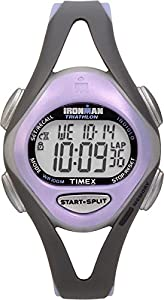 "Timex Women's T5E511 ""Ironman"" Sport Watch with Grey Band"