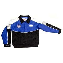 Buy Jimmie Johnson #48 Licensed Lowe's Team Racing Adult Jacket (Medium) by NASCAR