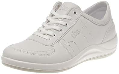 TBS Easy Walk Astral, Chaussures à lacets femme - Blanc cassé, 36 EU