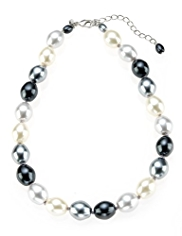 M&S Collection Assorted Pearl Effect Necklace