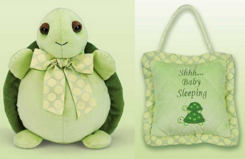 Tiggles Turtle Musical Plush Toy And Baby Sleeping Pillow