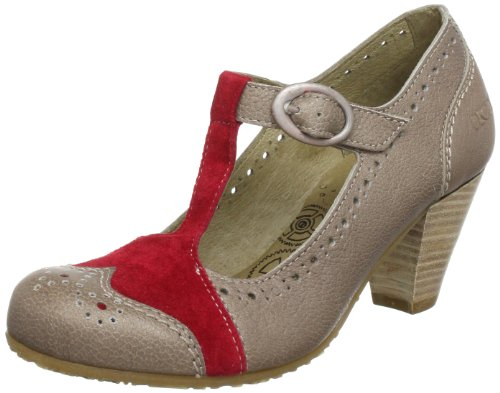 DKode NEW OCEANE Sandals Women Red Rot (CINNAMON RED 012 46) Size: 3.5 (36 EU)