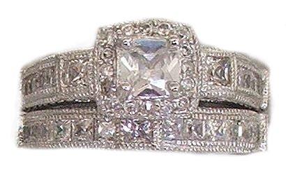Antique Style Wedding Ring Sets 66 Best  ct Antique Estate