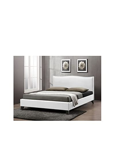 Baxton Studio Battersby Upholstered Bed