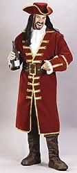 Captain Blackheart Adult Costume Item - Funworld