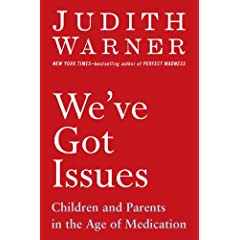 Author Judith Warner's brand new book