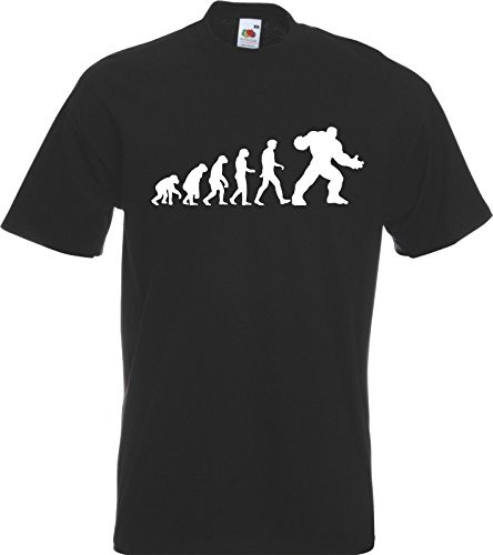 Evolution Of Hulk Superhero T-shirt Tshirt Incredible Beast New All Szs Clrs Picture