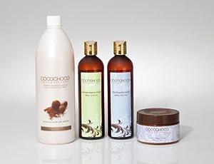 COCOCHOCO Brazilian Keratin Damage Hair Treatment Full 14 Treatment KIT No. 14