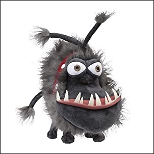 Despicable Me Grus Pet Dog Kyle 12 Plush Doll