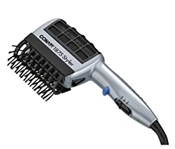 Conair SD6X 1875-Watt 3-in-1 Ionic Styler with 3 Attachments