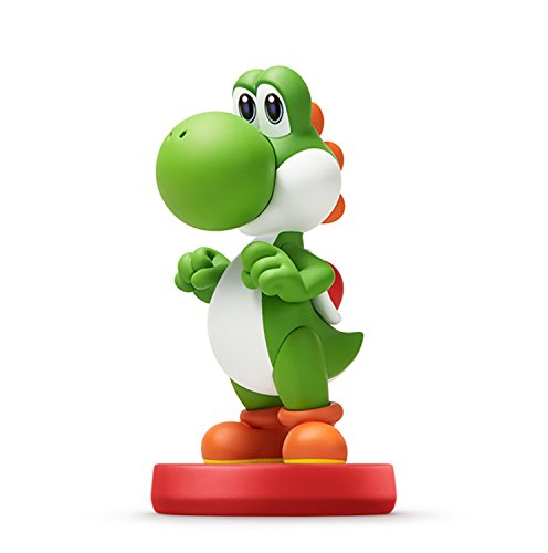 Yoshi amiibo - Japan Import (Super Mario Bros Series) - 1