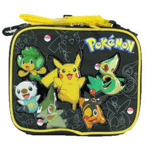Pokemon Friends insulated lunch 04909