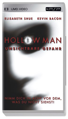 Hollow Man - Unsichtbare Gefahr [UMD Universal Media Disc]