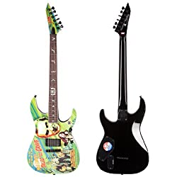 ESP Graphic Series LTD - Tales from the Grave Graphic by ESP