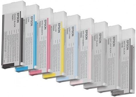 Epson - Cartucho T606600 magenta claro vivo