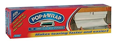 Camco 57131 RV Pop-A-Wrap (White)