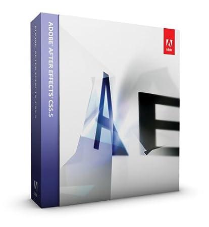 Adobe CS 5.5 After Effects (Mac)