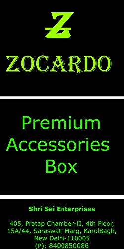 best loved 9ffe8 8d8cf Zocardo Fancy Diary Wallet Flip Case Cover for Intex Aqua Power HD -Black