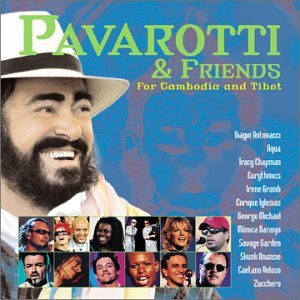 Eurythmics - Pavarotti & Friends: For Cambodia and Tibet - Zortam Music