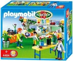 Amazon.com: Playmobil Flower Shop: Toys & Games