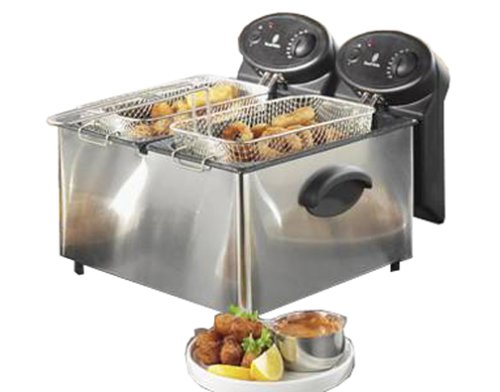 Russell Hobbs 10357 Double Deep Fat Fryer