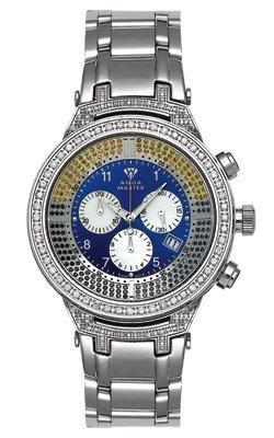 AQUA MASTER 0113MVWBBR5 - Reloj para hombres