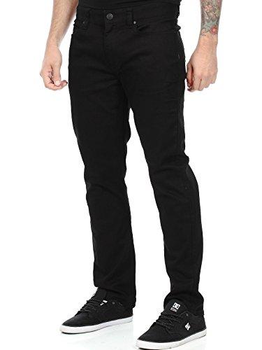 Jeans Metal Mulisha Crude Denim Nero (28 Vita = Eu 42 , Nero)