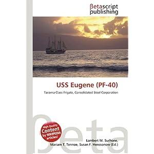 Uss Eugene Pf 40 | RM.