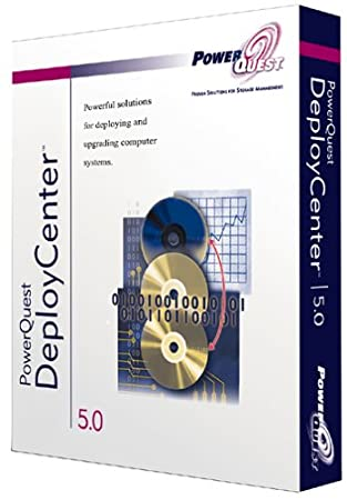 PowerQuest DeployCenter 5.0