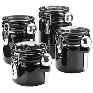 oggi 4 airtight ceramic canister