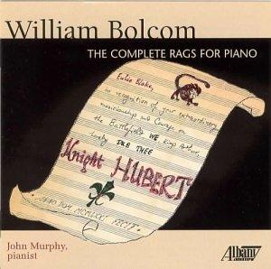 Bolcom - Piano Rags
