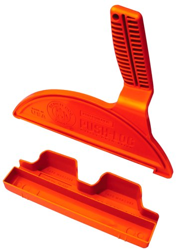 Bench Dog 10-025 Push-Loc Offset Push Stick For Table Saws, Router Tables With Docking Station front-165750
