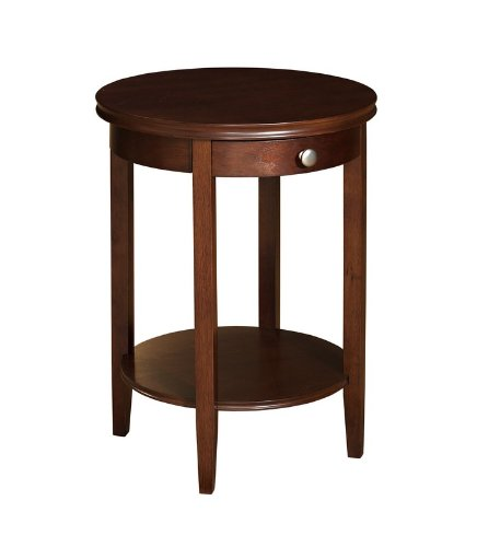 Shelburne Accent Table in Cherry (Powell Furniture)