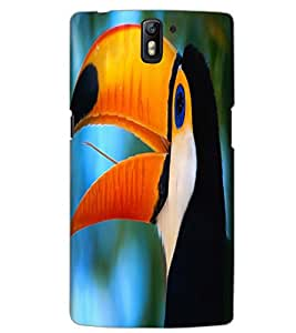 ONE PLUS ONE BIRD Back Cover by PRINTSWAG
