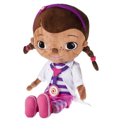 Disney Doc McStuffins Plush Pillow Buddy Toy